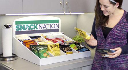 Healthy Snack Delivery Service, SnackNation