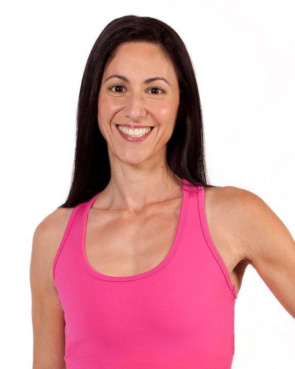 Carla Birnberg, Award-winning fitness and healthy lifestyle blogger (Photo credit: