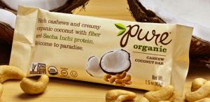 pure coconut cashew
