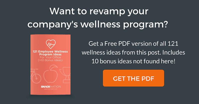 121 Employee Wellness Program Ideas Your Team Will Love ...
