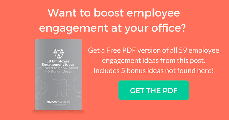 59 Awesome Employee Engagement Ideas & Activities for 2019