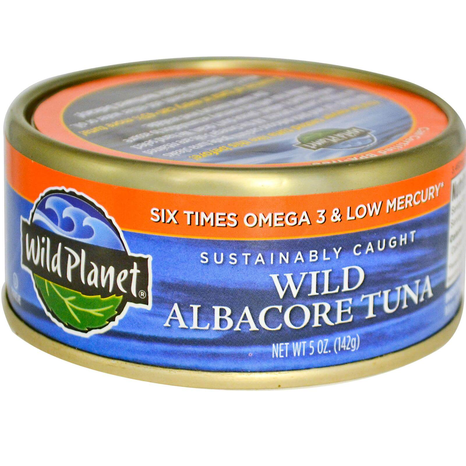 Wild Planet tuna healthy snack food