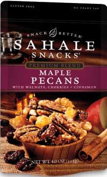 sahale snacks maple pecan