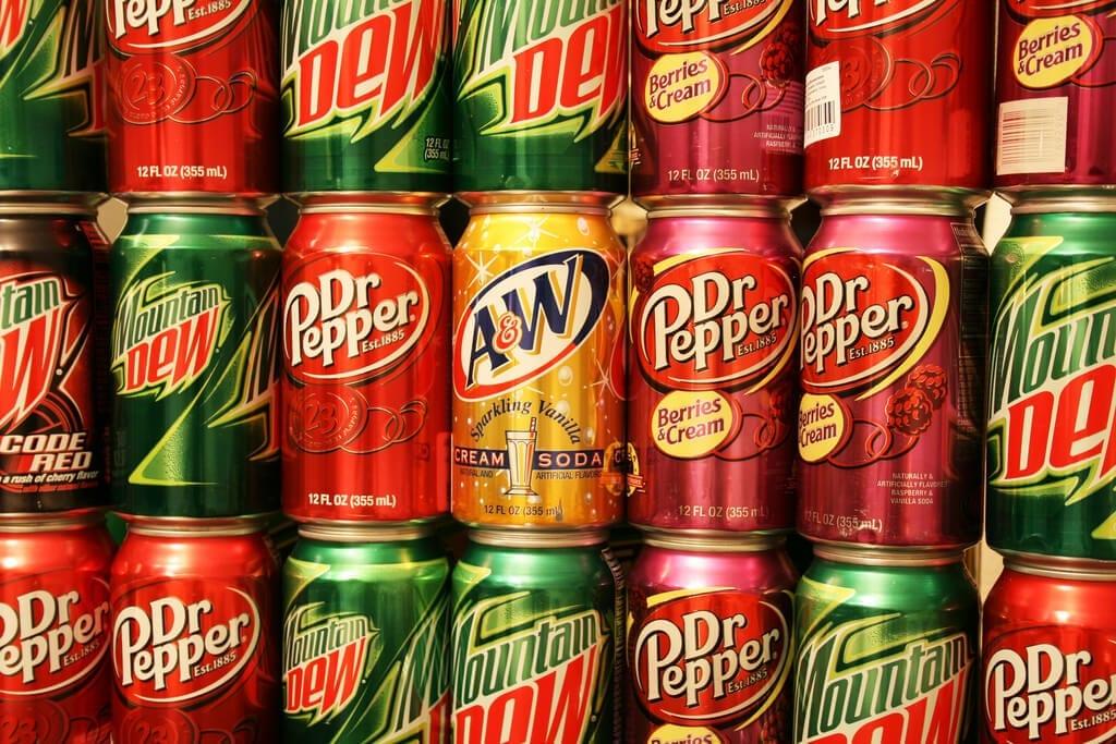 skip the soda aisle