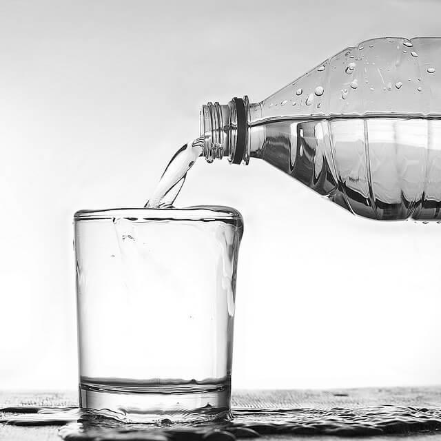 drink water not soda