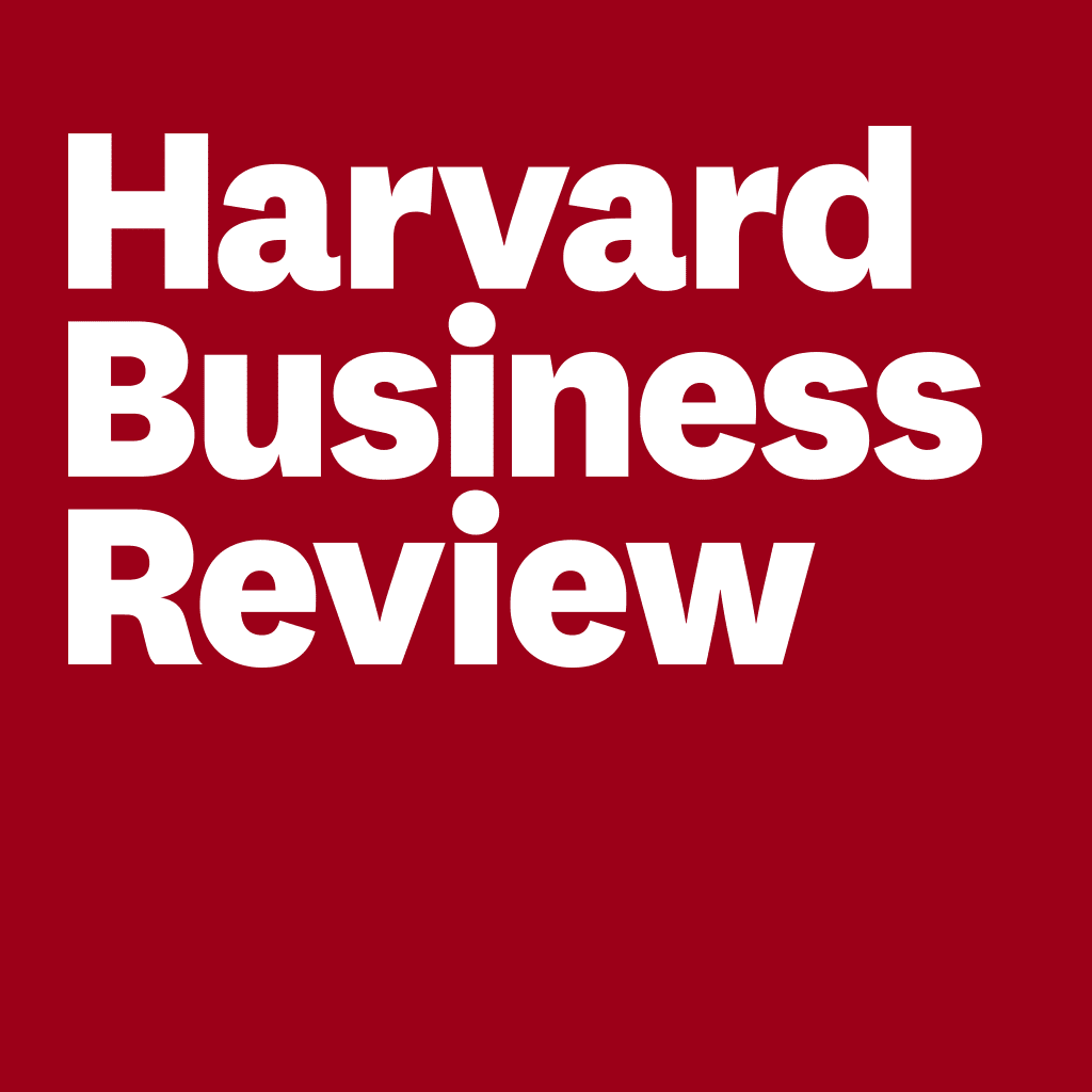Can not Harvard business review assholes think