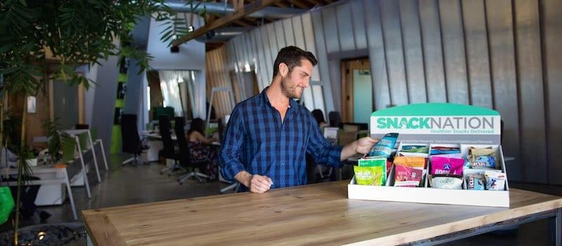 snacknation company gift
