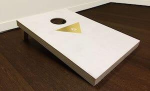 Greenvelope custom cornhole boards