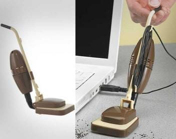 usb powered vacuum