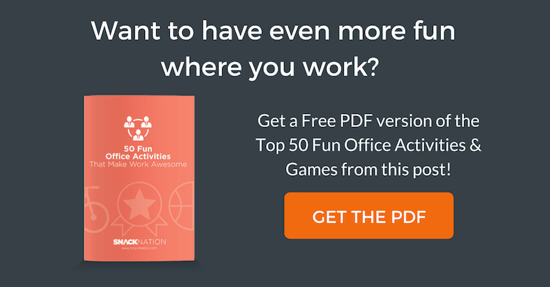 100 fun office games and activities that make work awesome