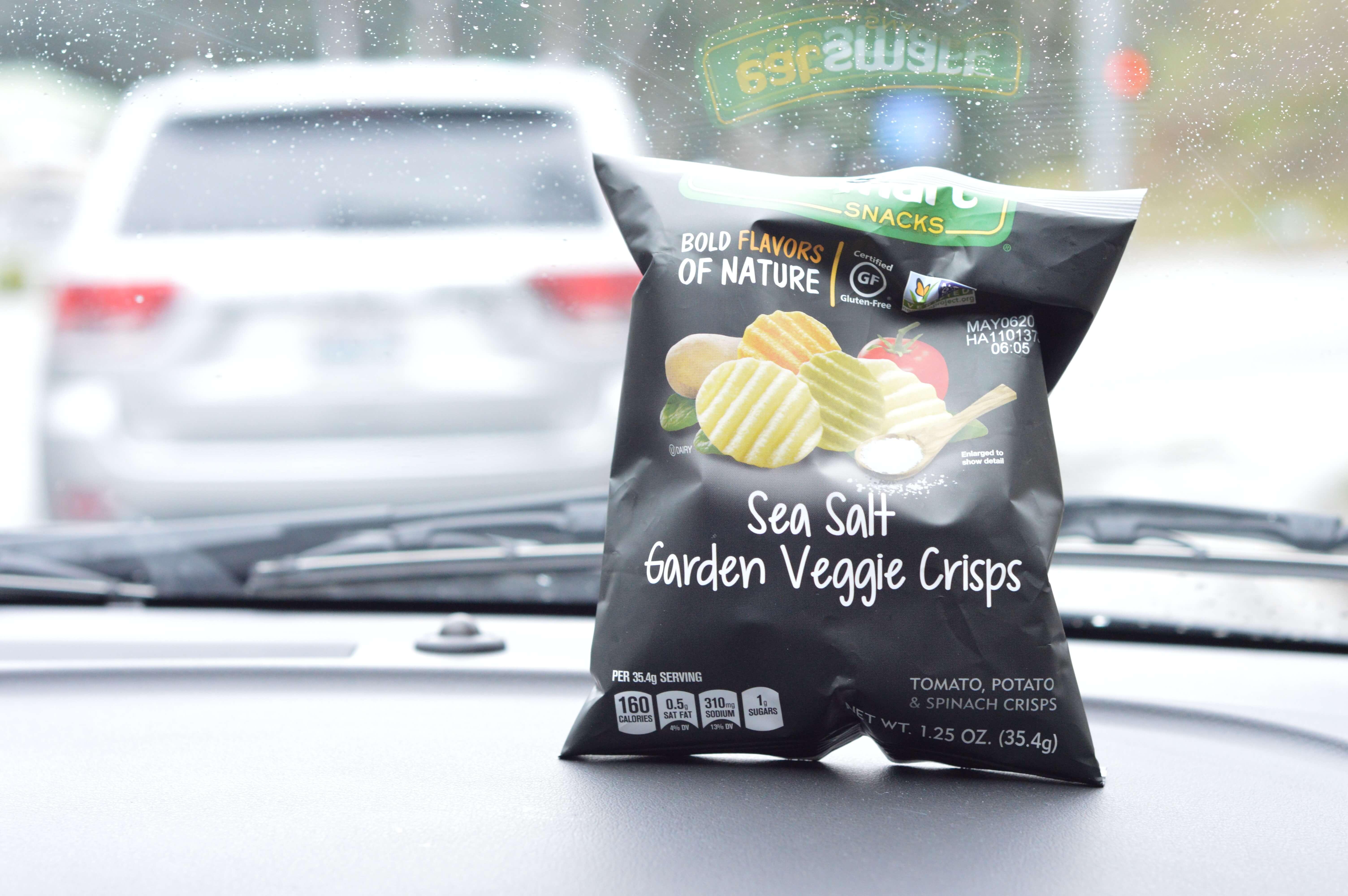 Eatsmart Veggie Crisps