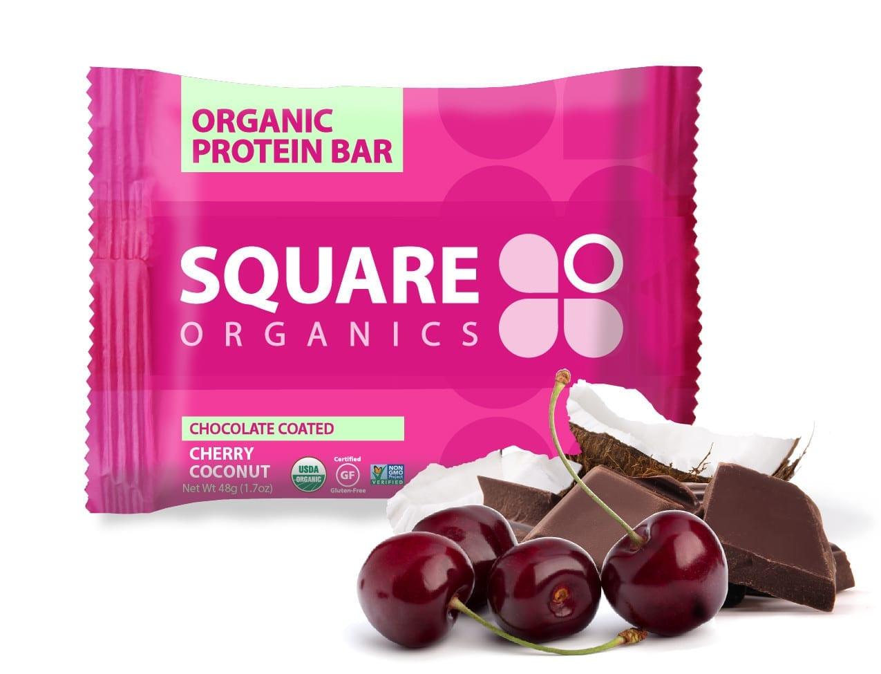 Square Organics Protein Bar