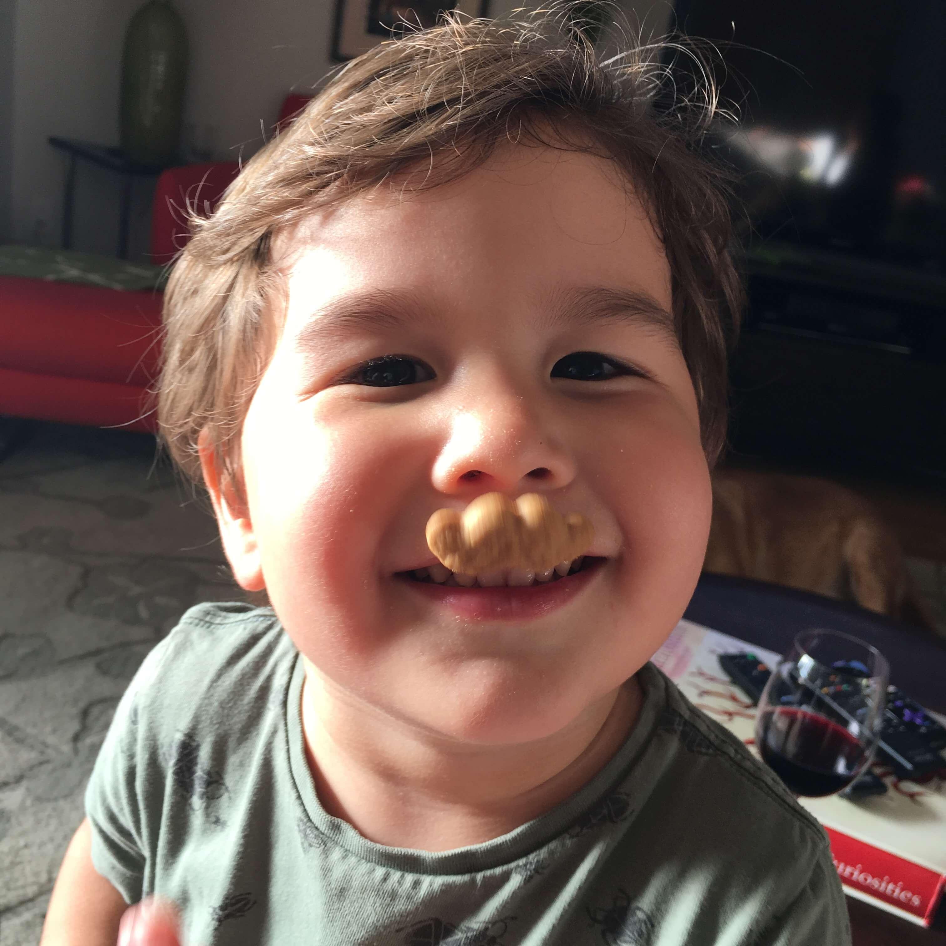 Belgian Boys Cookie Butter Mini Cookie Stache