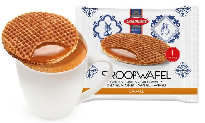 Daelmans Caramel Stroopwafel