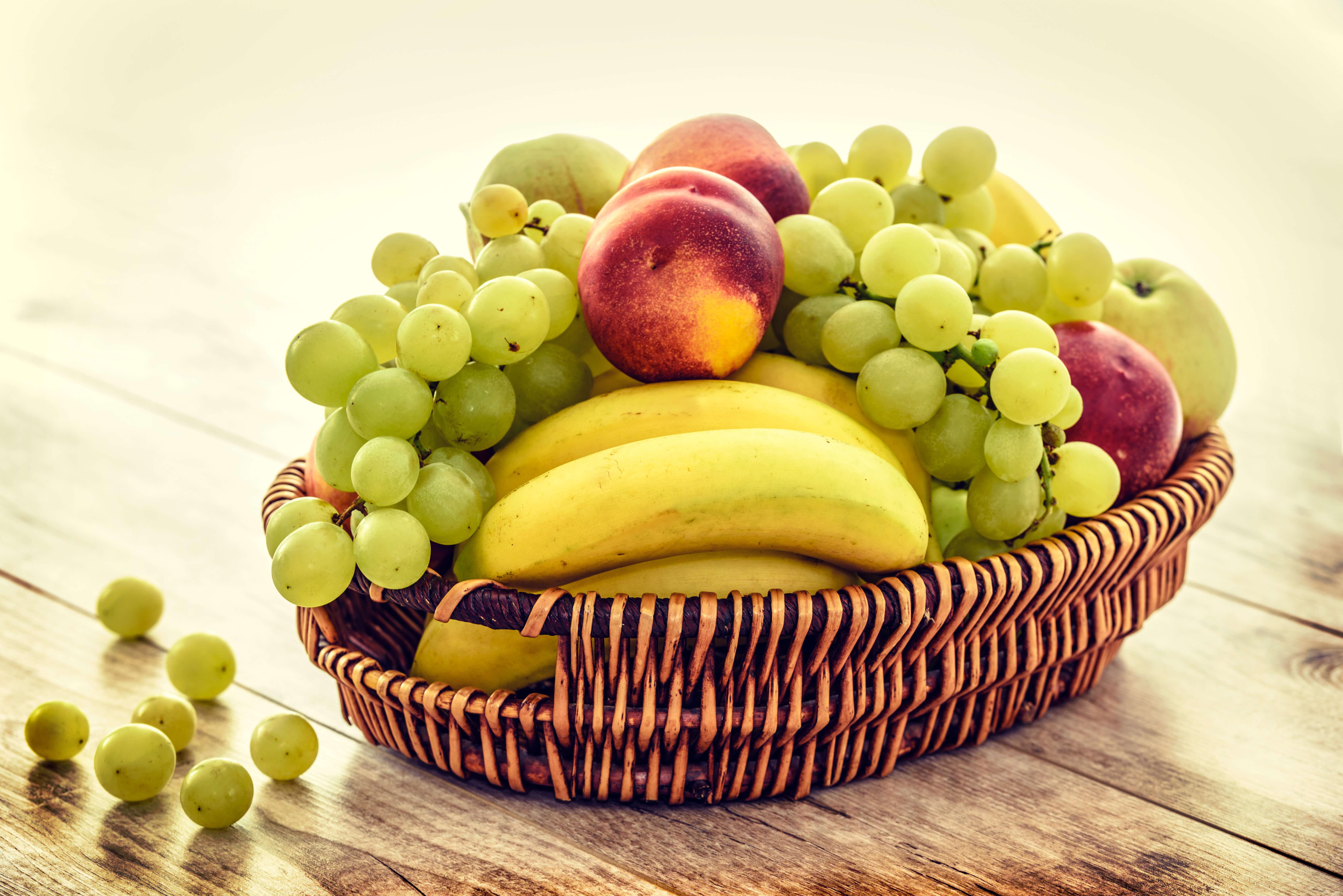 Keep A Fruit Basket Handy
