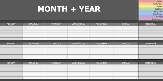 google-sheets-calendar