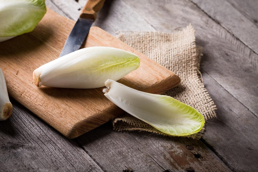Healthy Crunchy Snacks with Endive