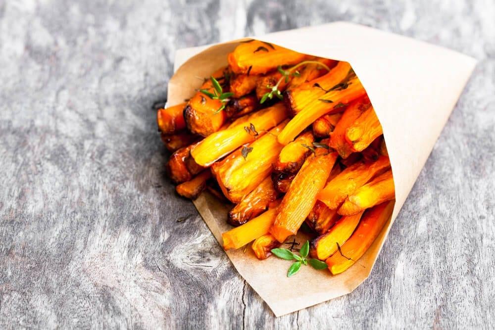 Healthy Late-Night Snacks Carrots