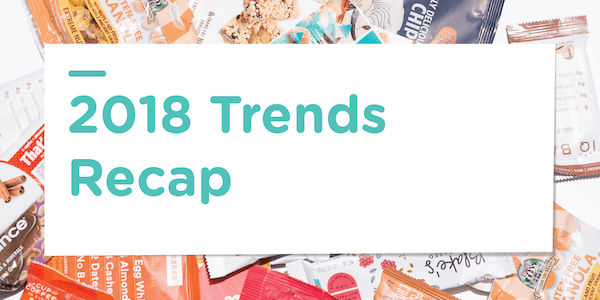 2018 cpg trends