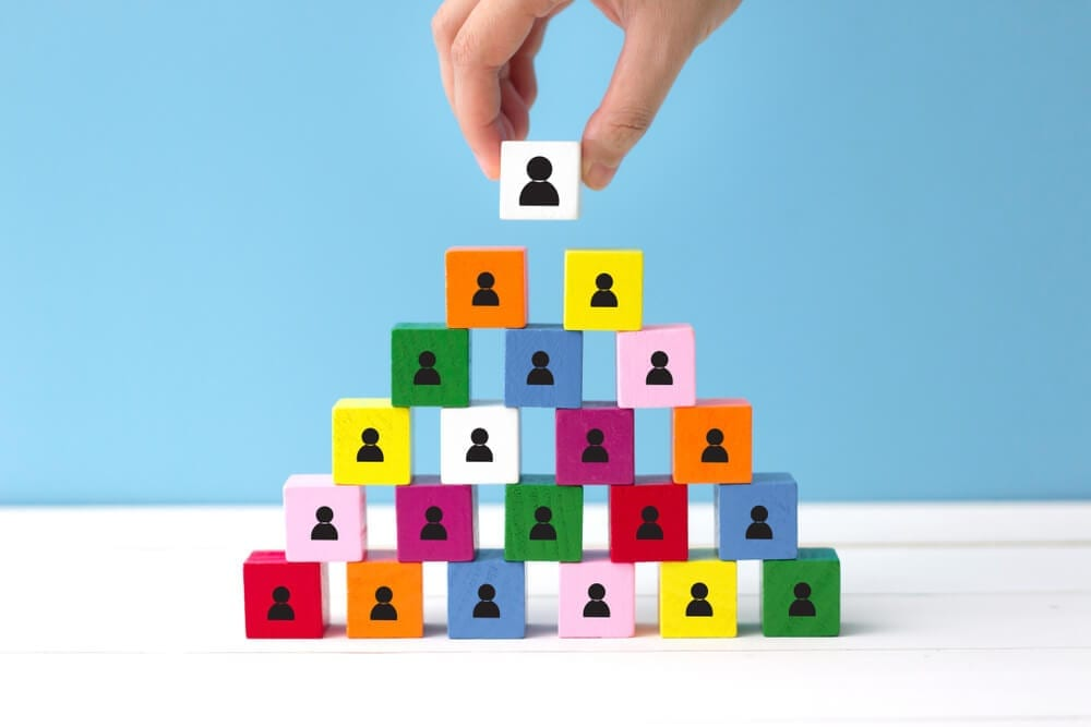Administrative Job Title Hierarchy