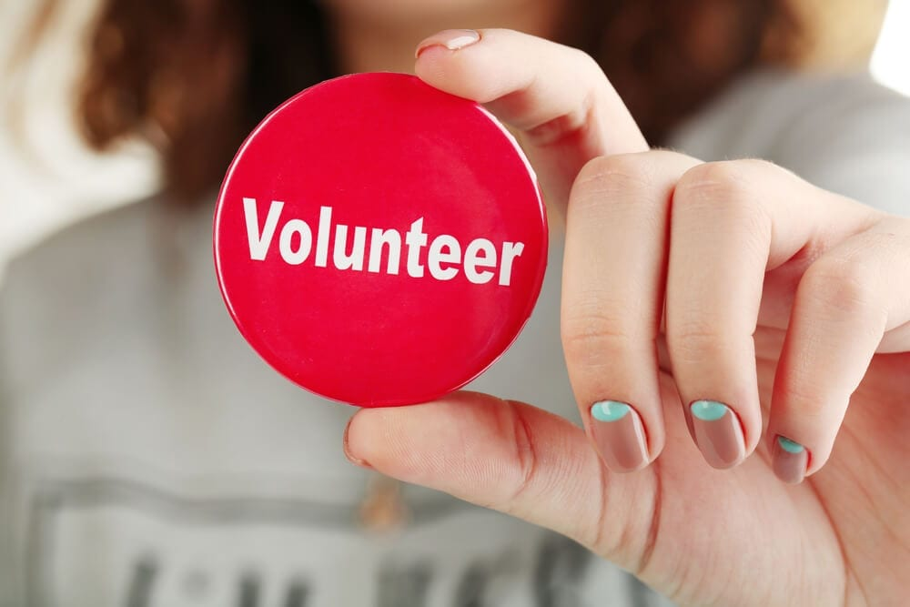 Budding executive assistants should volunteer