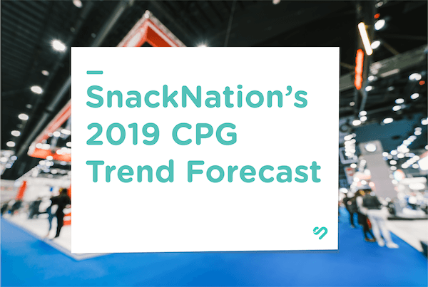 2019 cpg trend