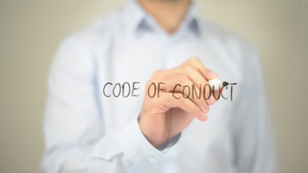 Employee codes of conduct