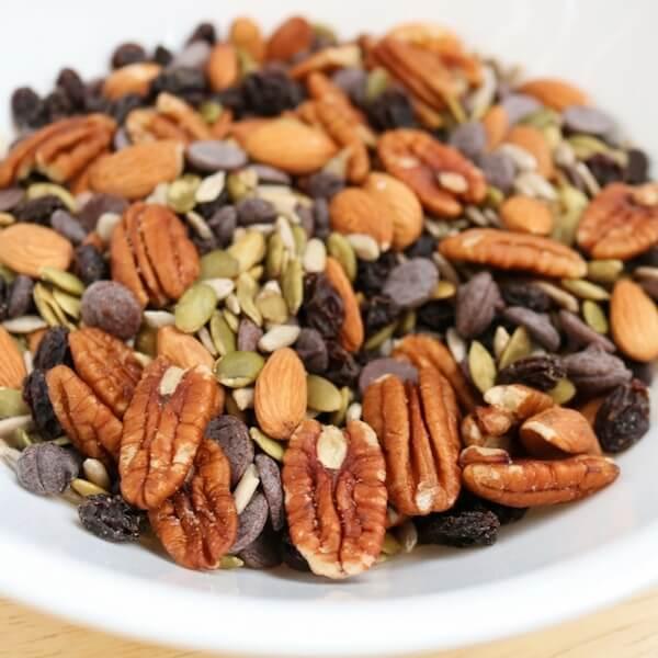 healthy plant based snacks