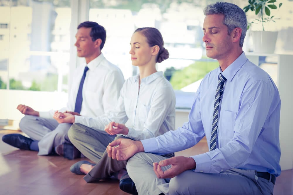 meditation for workplace wellness