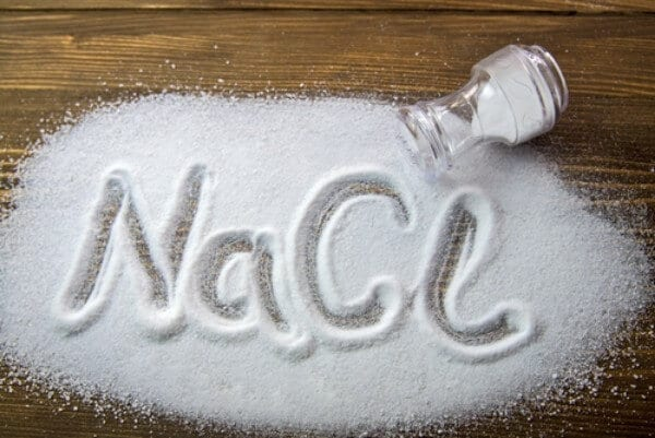 low-sodium snacks sodium chloride