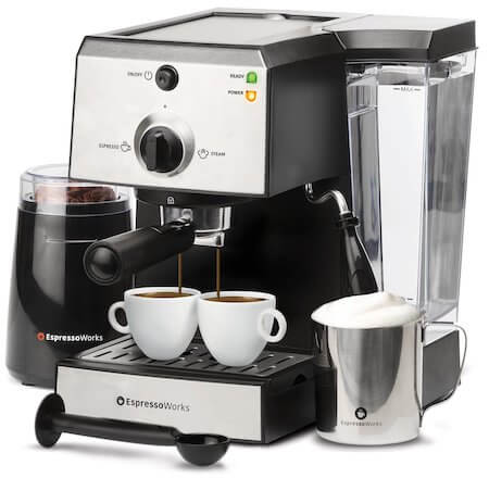 all-in-one-espresso-machine-cappuccino-maker